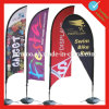 Digital Printing Feather Flag Flying Banner