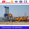 Shandong Guancheng Hzs35 Concrete Batching Plant Export to Mongolia
