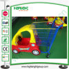 Supermarket Children Toy Shopping Cart with Baby Seat