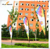Exhibition Aluminium Portable Teardrop Banner/Flying Banner