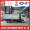 Dongfeng DFAC Brand New Crane Bucket Garbage Truck 4*2 Garbage Can Cleaning Truck 4 M3 Rubbish Vehicle