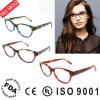New Models Glasses Frame with Transparent Pattern for Women