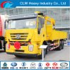 Iveco Truck with Crane Truck 10 Ton Trcuk Mounted Crane