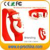 Popular Customized Santa Claus PVC USB Flash Drive