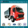 Sinotruk HOWO-A7 420HP 8X4 Dumper Truck