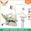 Floor Fixed Dental Unit with Easy Cleaning PU Cushion