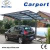 Modern Fiberglass Aluminum Carport Garage for Garden