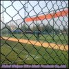 Galvanized Chain Link Fence, Iron Wire Football Field Fence
