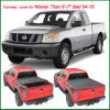 100% Matched Best Folding Tonneau Cover for Nissan Titan 5 -7 Bed