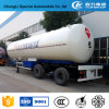 54000 Liters LPG Tanker Semi Trailer Truck for Sale