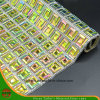 New Design Heat Transfer Adhesive Crystal Resin Rhinestone Mesh (HS17-19)