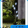 5 PCS Plastic Flowers Solar LED Lamping