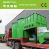 PET bottle recycling bale opener machine