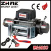 DC 12V 6800lbs Heavy Duty Electric Winch with Wireless Remote Control