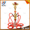 E Shisha Stainless Steel Pipe with Ashtray Hookah