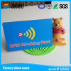 RFID Blocking ABS Hard Plastic Credit Card