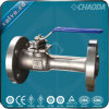 ASME B16.5 Flanged 300lb One Piece Ball Valve 1 Piece Design
