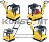 Construction Machine Vibratory Plate Compactor Powered Honda