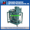 Vacuum Turbine Oil Purification Equipment with ISO Certificate
