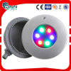 Fenlin Buried Type Stainless Steel IP68 LED Pool Light