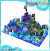 Beautiful Amusement Park Themed Indoor Children Playground