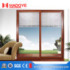 High Quality French Style Electric Aluminum Shutters Window