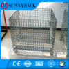 Heavy Duty Warehouse Storage Wire Mesh Container