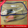 Customized Flight Comfort Kit Custom Clear Palstic Amenity Kit
