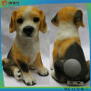 High Quality Dog Polyresin Portable USB Mini Bluetooth Speaker GEIA-056