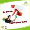 Ribbed Closure Any Color Water Dispenser Handhold Trigger Sprayer Pump