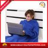 TV Blanket Fleece Custom Blanket with Sleeves