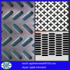 Long Hole Perforated Metal Panel
