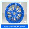 Blue Eco-Friendly Wheel Hub Powder Coatings