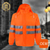 Design Reflective Technician Security Guard Uniform for Workers with Hat