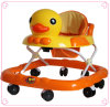 Orange New Duck Baby Walker