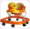 Orange New Duck Baby Walker