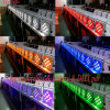 Waterproof Wireless &Battery &DMX Control 9*10W RGBW 4in1 LED PAR Light for Stage