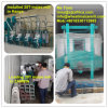 25t/24h Maize Milling Machine for Kenya
