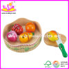 Competitive Wooden Toy - Cutting Vegetable (W10B025)