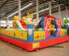 Inflatable Big Bouncer Kids Fun City for Amusement Park