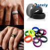 Medical Grade Silicone Wedding Ring Fitness Rubber Band