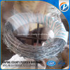 Safety Barbed Wire Galvanized 2.0mm