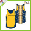 Low Cut Custom Wrestling Running Custom Design Mens Gym Singlet