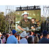 P4.81 Outdoor Rental LED Display Mobile Stage Portable LED Video Wall