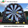 Inflatable Soccer Dart / Inflatable Foot Darts, Hook & Loop Dartboard