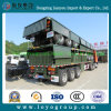 Cargo Transport High Strength Steel Heavy Side Wall Semi Trailer