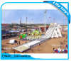 New Design Giant White Color Water Park Water Slide for Adult