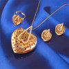 Best Selling Arab Jewelry with CZ Stone Jewelry Set (61264)