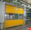 12 Yrs Exporter Fast PVC Rolling Shutter Door Manufacturer (HF-J307)