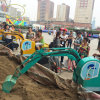 2015 Hot Sale Amusement Park Mini Toy Excavator